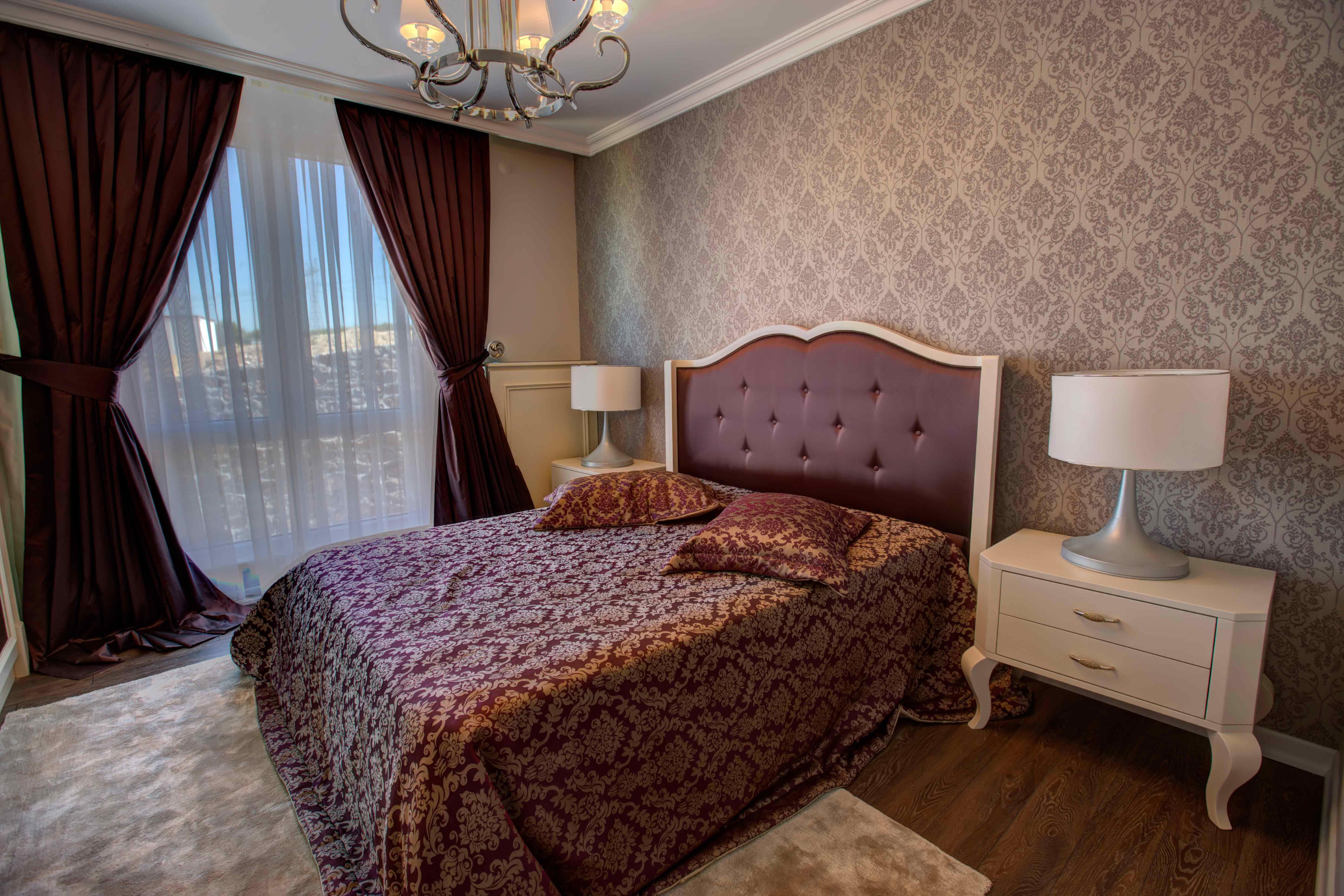 غرفة نوم 2 من الشقة النموذجية
