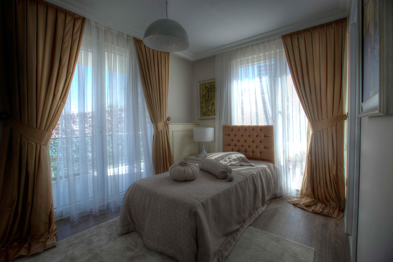 غرفة نوم 3 من الشقة النموذجية